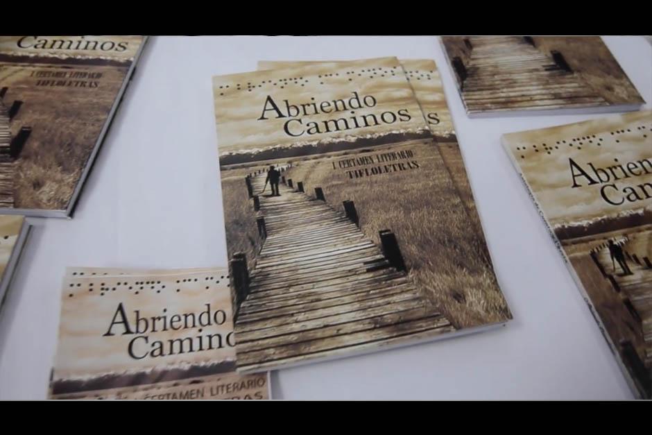 """""""Abriendo Caminos"""" está disponible en el Comité. (Foto: Selene Mejía/Soy502)"""