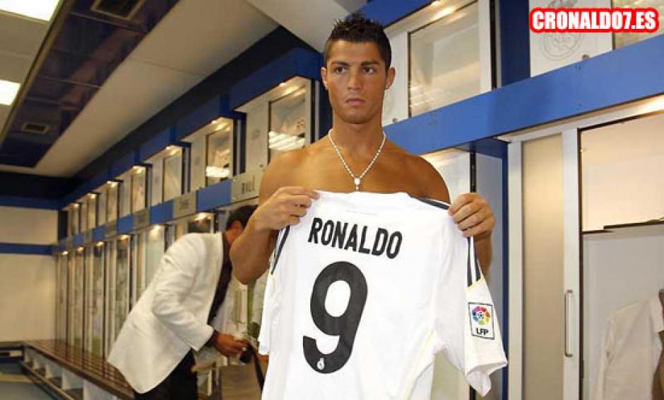 Cristiano Ronaldo y el Real Madrid ocupan el tercer puesto en la venta de camisetas. (Foto: Adidas)