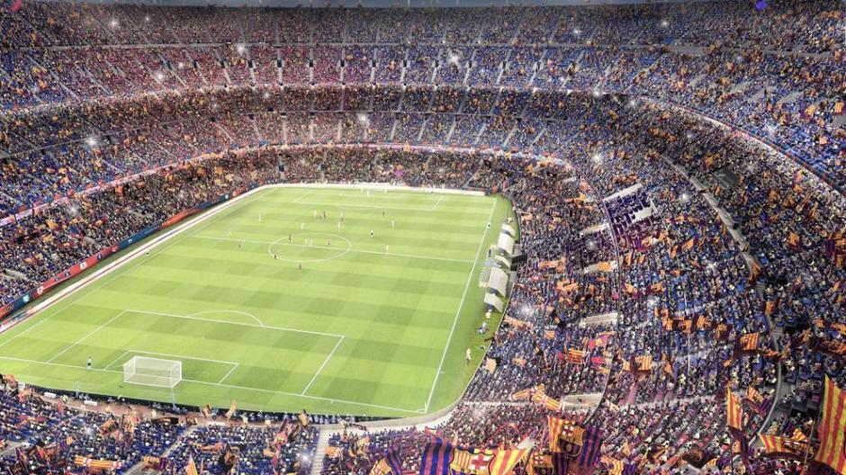 El nuevo Camp Nou será un ícono de la ciudad. (Foto: Twitter FC Barcelona)