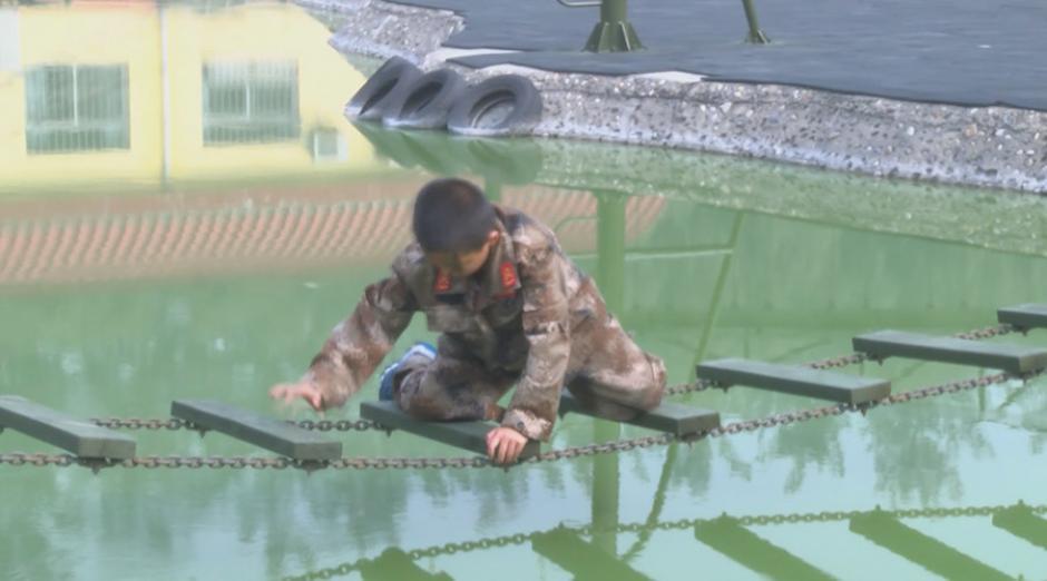 La Base de Entrenamiento Militar Xicheng está ubicada en las afueras de Pekín. (Foto: rt.com)