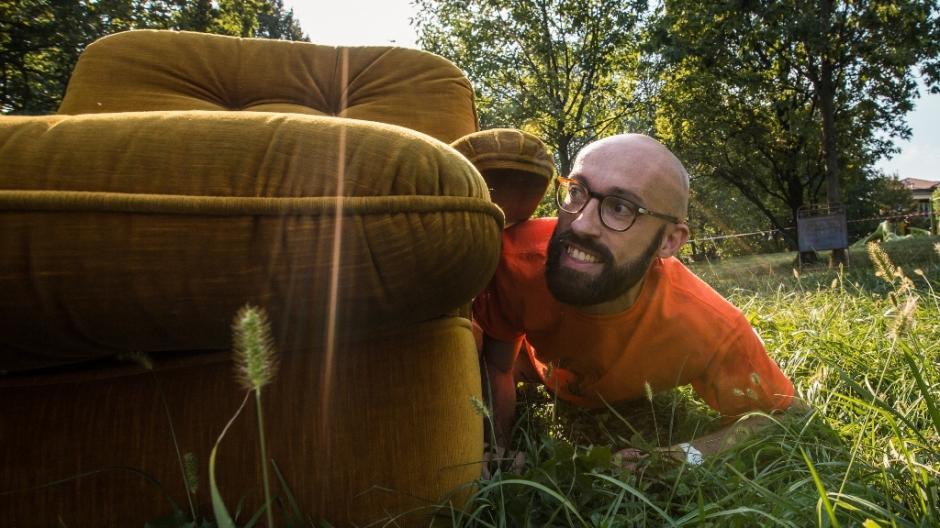 El Campeonato Mundial de Escondite dura dos días. (Foto: El Mundo)