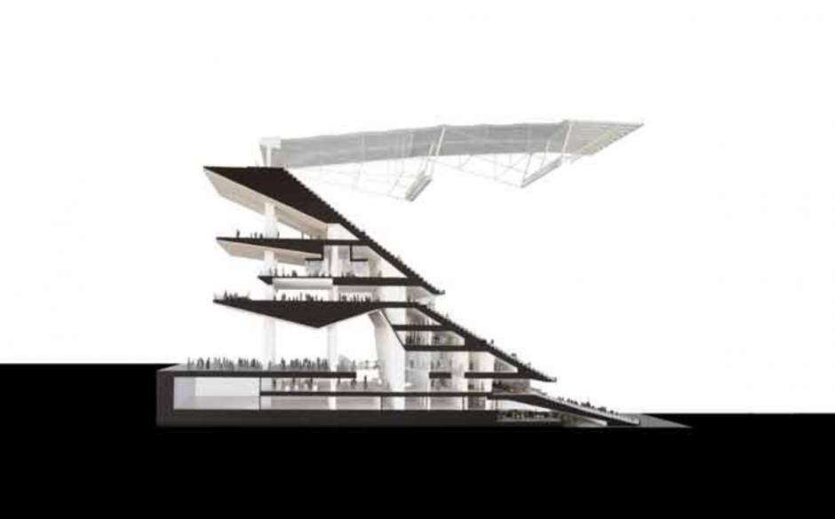 Así luciría en nuevo Camp Nou, casa del FC Barcelona. (Foto: Sport)