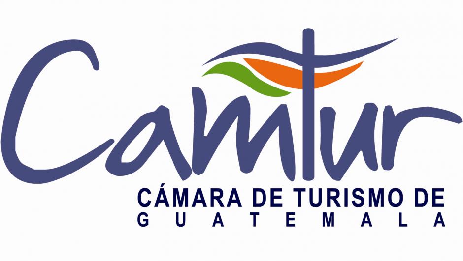 Logo de la Cámara de turismo de Guatemala
