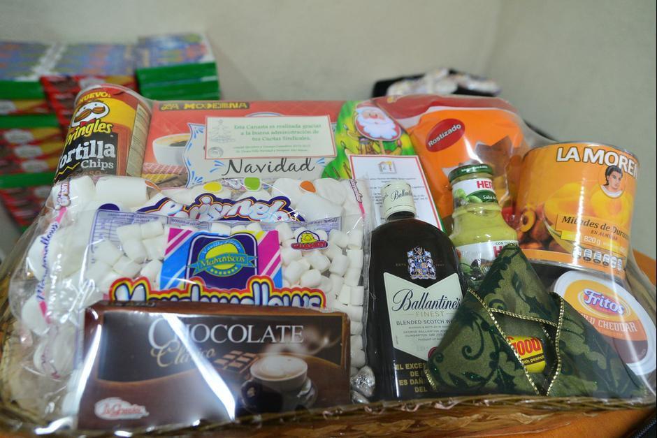 El Inguat adquirió 164 canastas navideñas. (Foto: Archivo/Soy502)