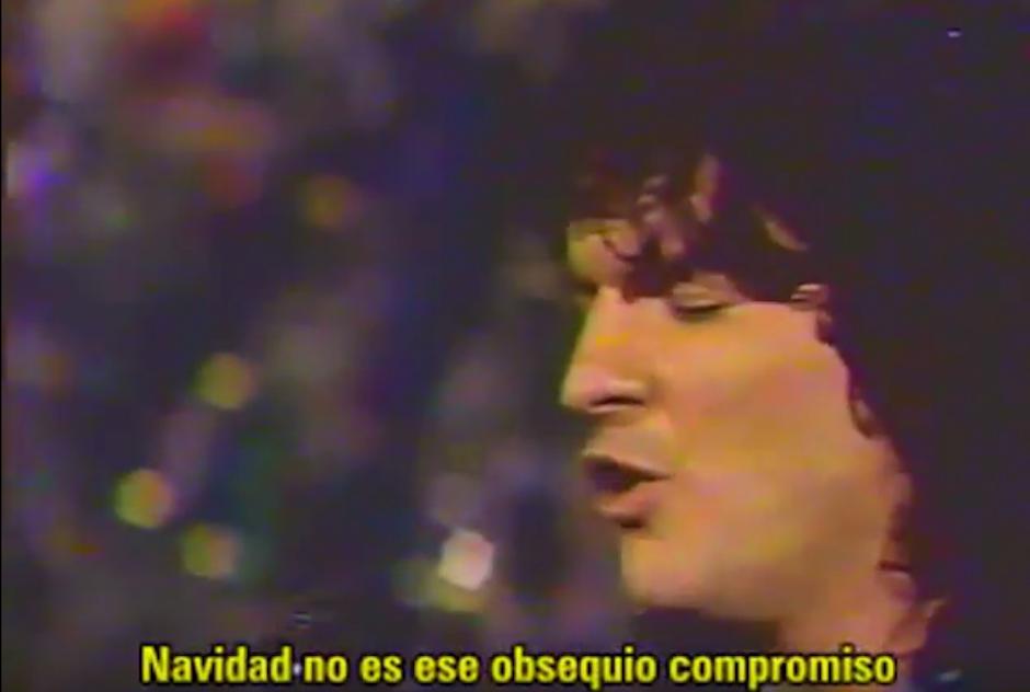 Ricardo habla del verdadero significado de esta celebración. (Foto: YouTube)