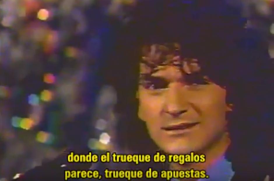 Ricardo Arjona inició su carrera fuera del país en México, donde estuvo un tiempo. (Foto: YouTube)