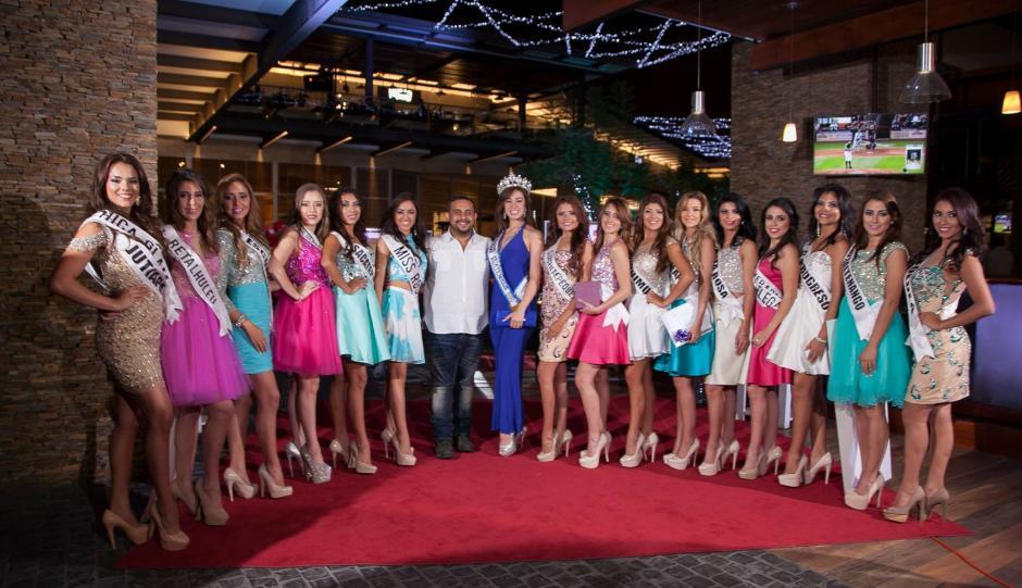 No te pierdas la final de Miss Universo Guatemala 2016. (Foto: Miss Universe Guatemala oficial)