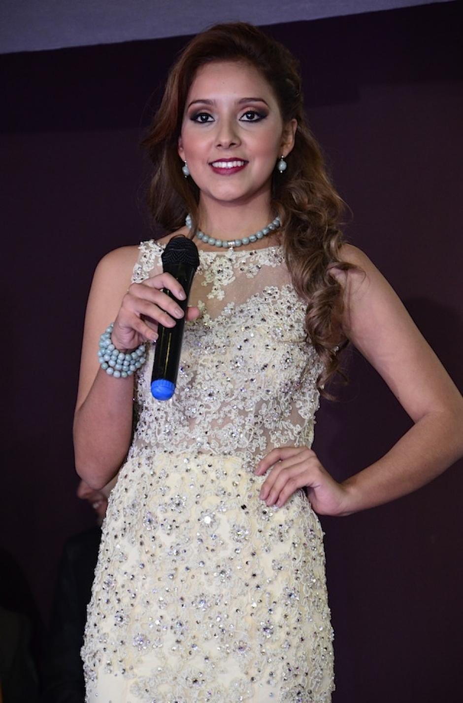 Nidia Mariana Quixtán es la representante de Escuintla. (Foto: Selene Mejía/Soy502)