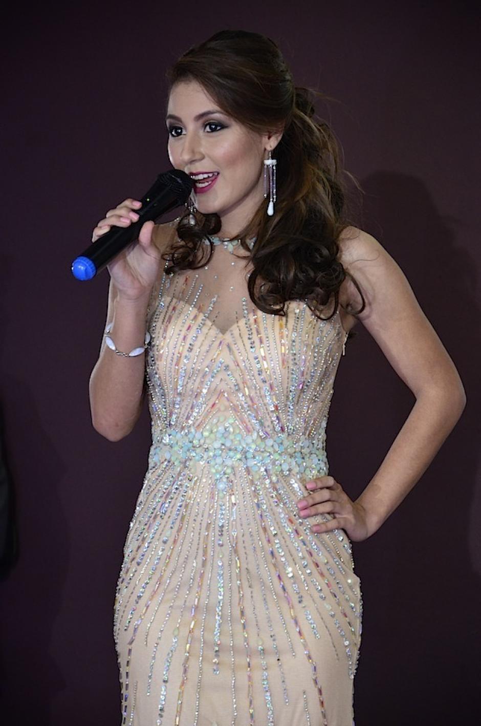 Miss Quetzaltenango es Anagladys Jeréz Argueta. (Foto: Selene Mejía/Soy502)