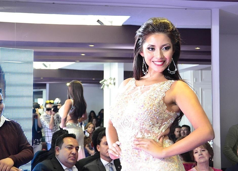 Ella es la representante de Sololá, Helen Marleny Ajcot. (Foto: Selene Mejía/Soy502)