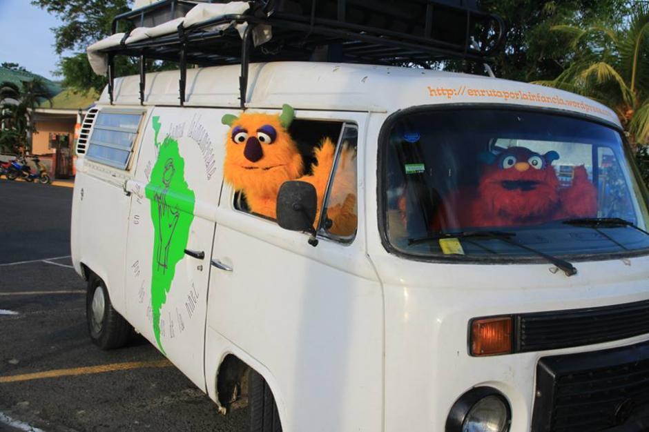 Una de sus paradas fue San Juan del Sur en Nicaragua. (Foto: Canícula)
