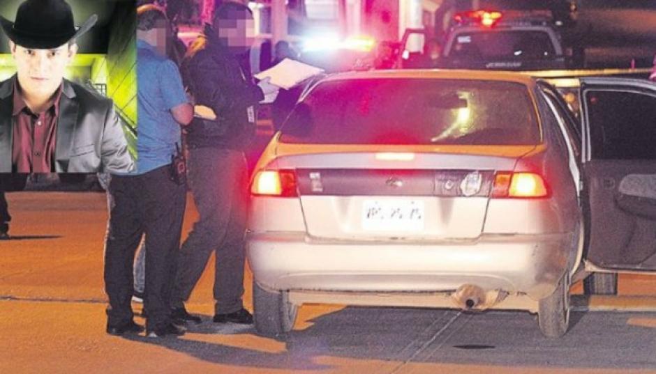 Un vehículo interceptó en el camino al joven Naín Álvarez, quien recibió dos impactos de bala que le causaron la muerte. (Foto: Naín Álvarez/Facebook)