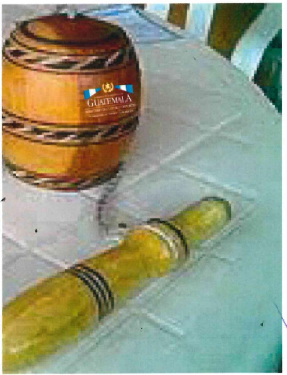 """El ministerio también canceló la compra de mil capiruchos """"estilo barrilito"""". (Foto: Guatecompras)"""