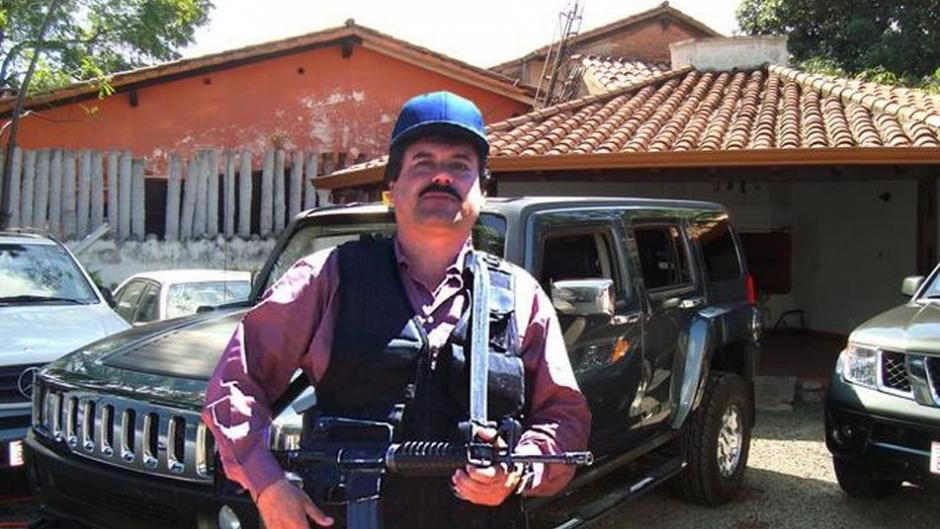 "Joaquín ""el chapo"" Guzmán Loera foto"