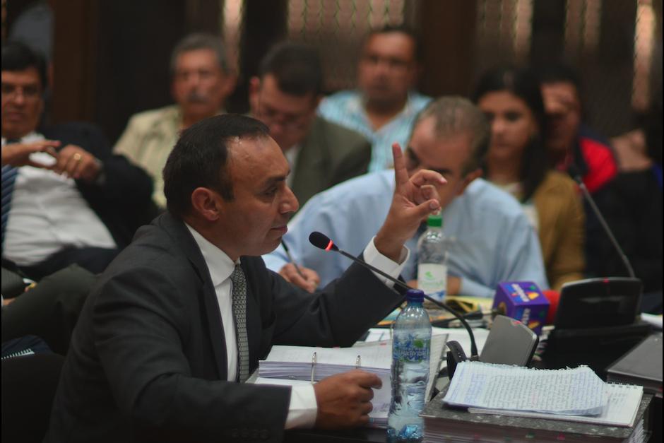 Luis Alberto Lima asegura que desde hace 10 días tenían información sobre un plan para matar su hermano. (Foto: Archivo/Soy502)