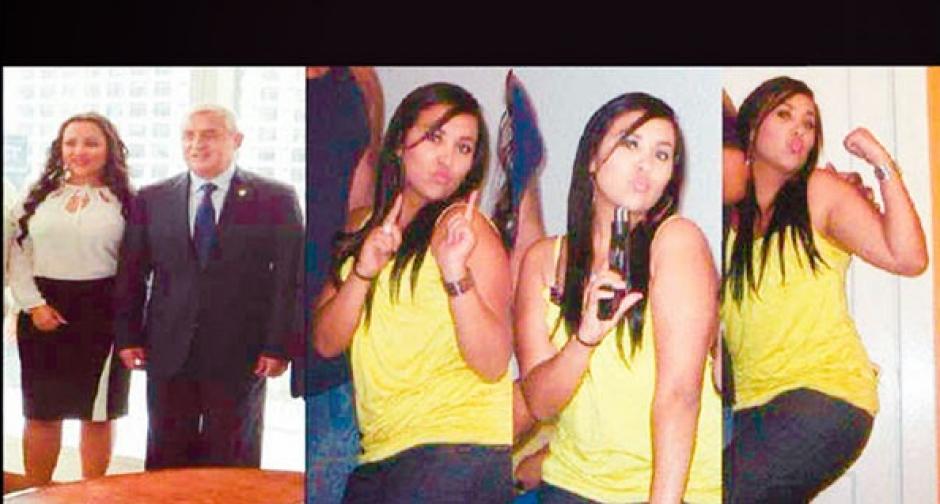 Su imagen se vio dañada después de que sacaran a la luz unas fotos en las que la cónsul posaba con un arma y que publicó en su cuenta de Facebook. (Foto: Blogspot)