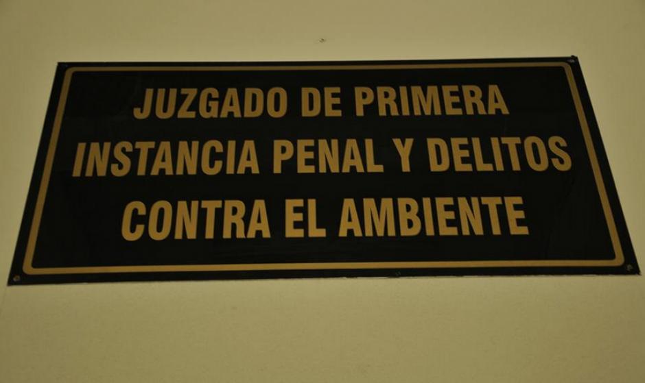 La fiscalía recién se inauguró hace unos meses y este es su primer caso ambiental. (Foto: El informante petenero/Facebook)