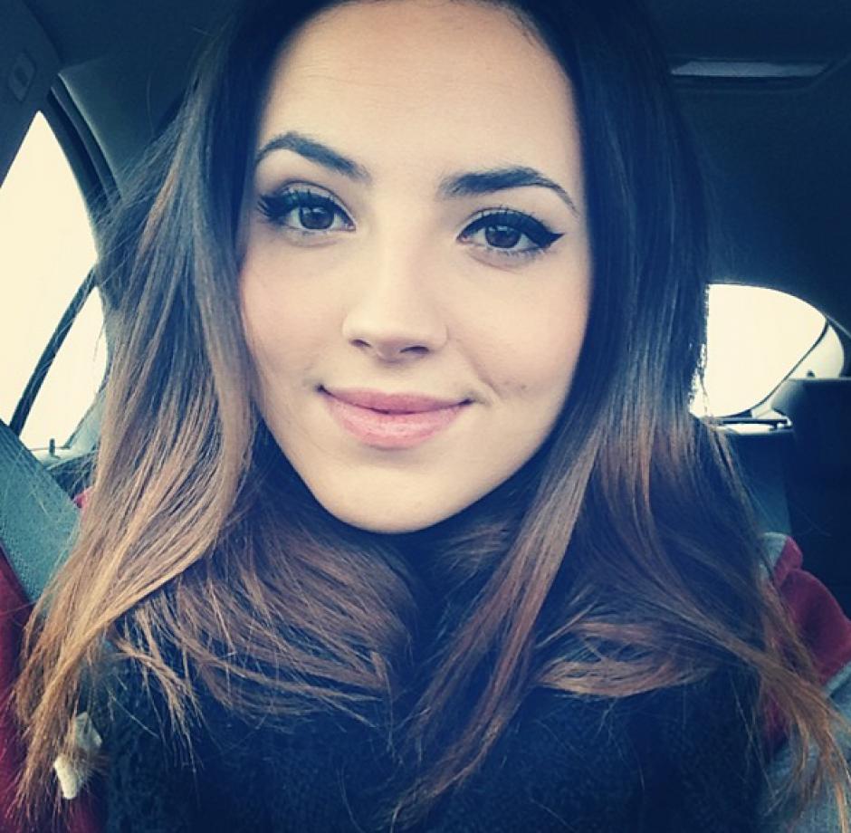 Claudia Sánchez, de 23 años, es una modelo española. (Foto: Instagram)