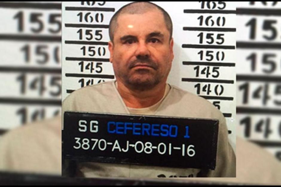 """""""El Chapo"""" Guzmán se encuentra pendiente de ser extraditado a EE.UU. (Foto: Archivo/Soy502)"""