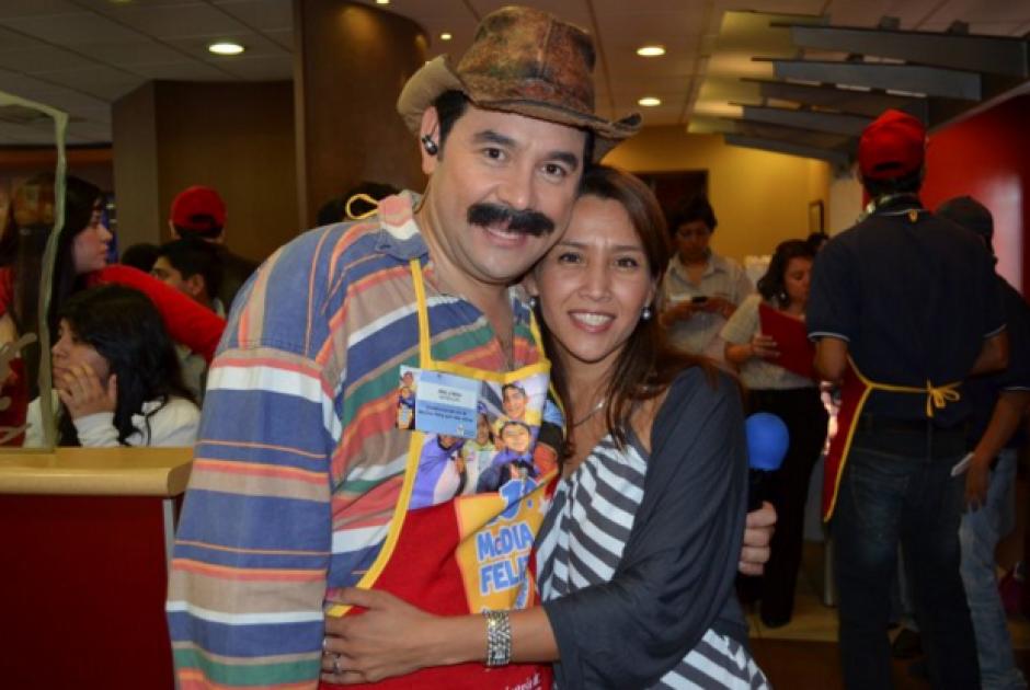 Patricia ha sido un fuerte pilar para el presidente Morales. (Foto: Facebook)