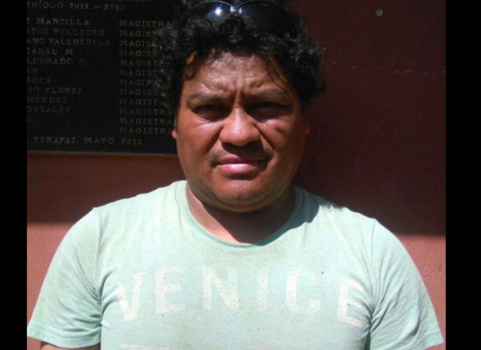 Danilo Henry Rivas Gil participó en la planificación de los hechos. (Foto: PNC)