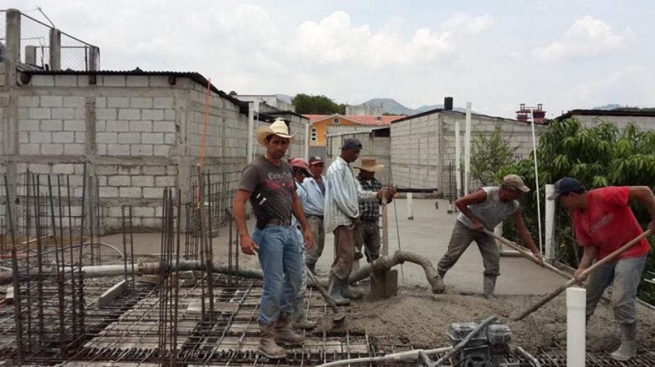 Constructora 3K, de la cual es propietario, fue beneficiada con contratos por 73.2 millones de quetzales. (Foto: Facebook)