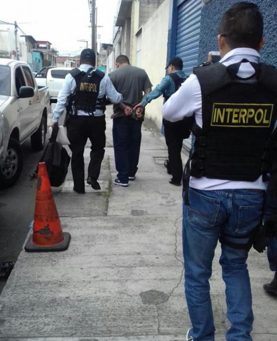 """Juan Bautista Portillo Bonilla, alias """"El Zombie"""", estaba identificado comoChristopher Wilfredo Soriano López. (Foto: PNC)"""