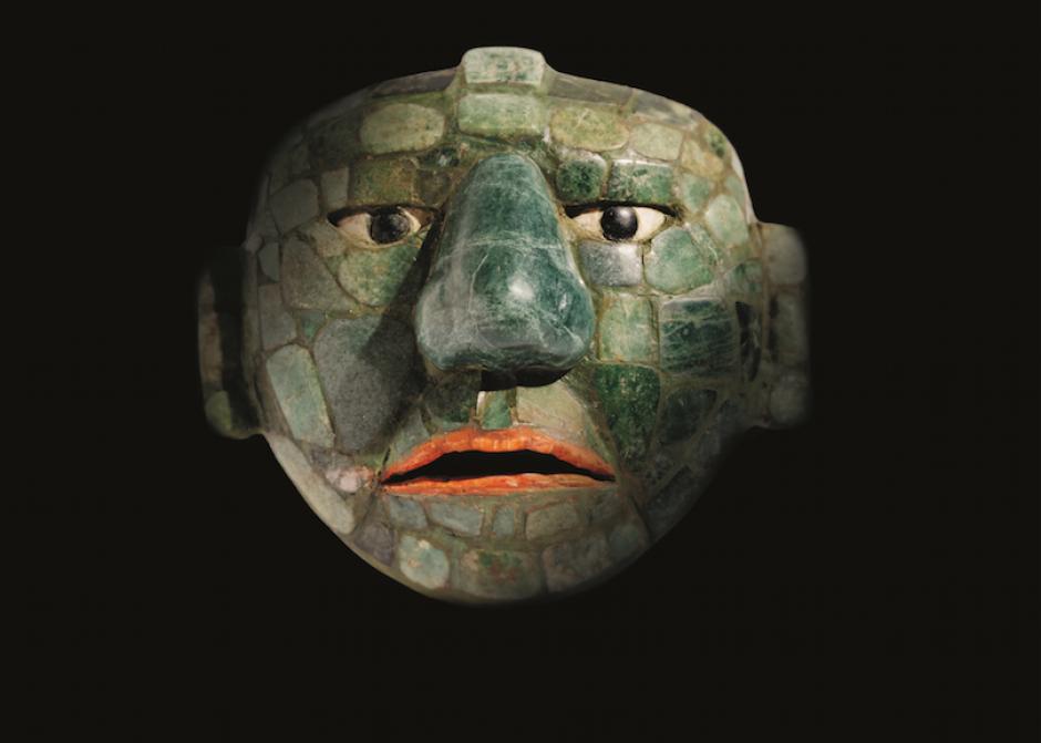 El museo Drents de Assen, en Países Bajos, expondrá durante siete meses el arte de la cultura maya. (Foto: Twitter)