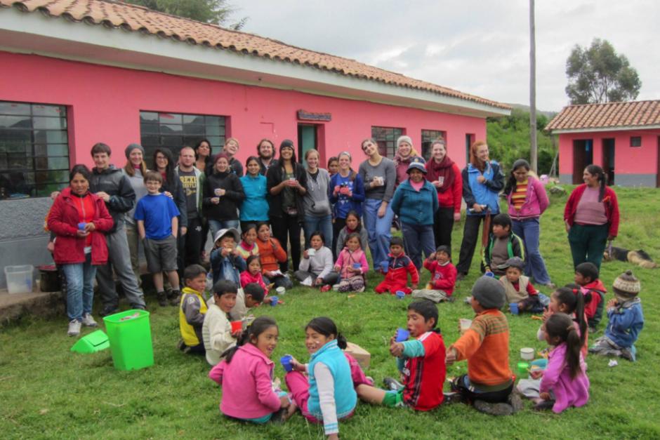 En Guatemala colaborarán con la ONG Máximo Nivel. (Foto: The Van Project)