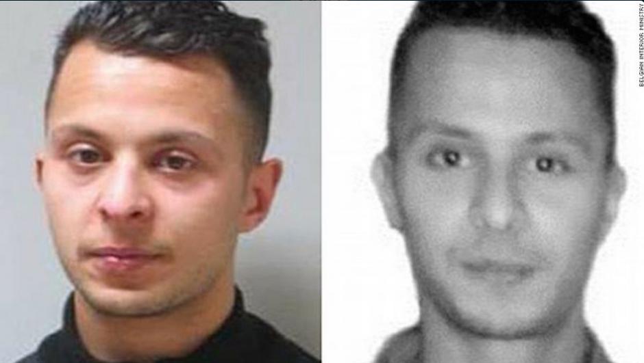 El principal terrorista fugado de los atentados de París, Salah Abdeslam, fue herido en la pierna y detenido. (Foto: Ministerio Interior Bruselas)