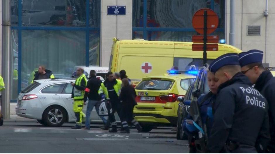 Bélgica se encuentra en máxima alerta de seguridad. (Foto: Conflict News/Twitter)