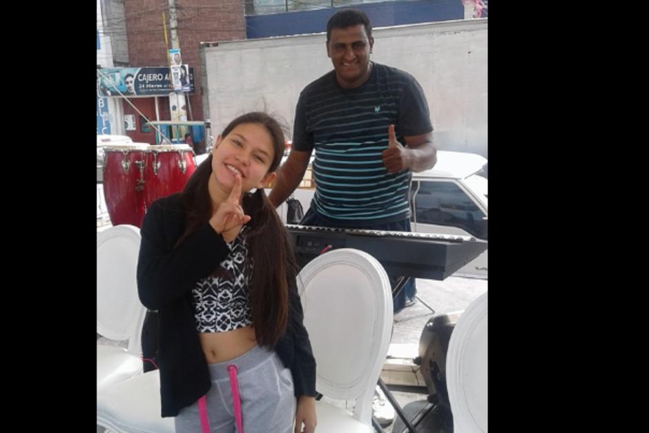 La cantante vive en México donde se está formando para ser una profesional de la música. (Foto: Facebook)