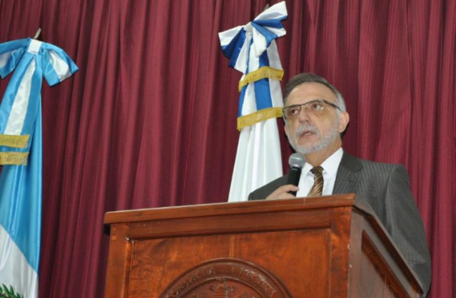 Iván Velásquez participó en una actividad sobre las reformas al sector justicia. (Foto: CICIG)