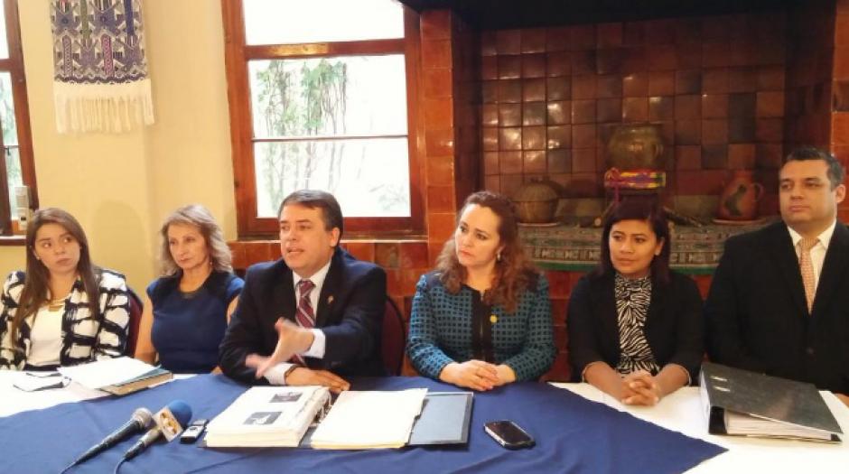Edwin Escobar presentó la denuncia horas antes que Mencos presentara su informe de 2015. (Foto: José Miguel Castañeda/Soy502)