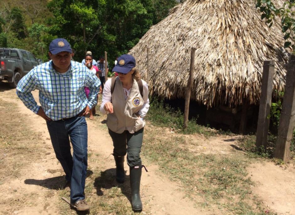En abril las tropas beliceñas mataron al menor guatemalteco cuando atacaron a su familia. (Foto: OEA)