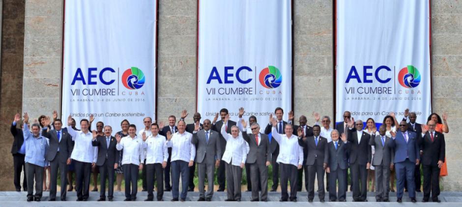 Algunos ausentes fueron Juan Manuel Santos y Enrique Peña Nieto. (Foto: Minex)