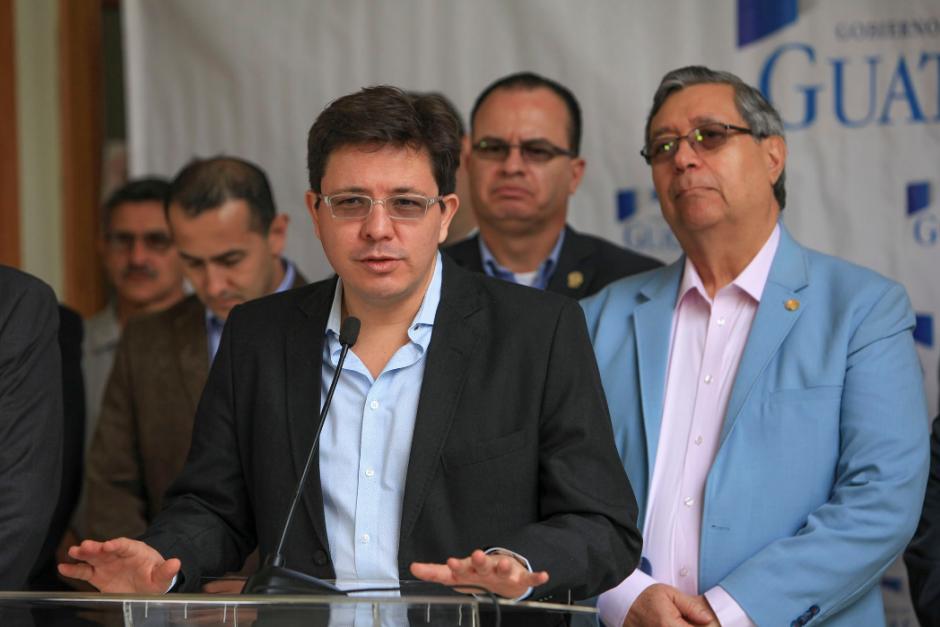 El Ministro de Finanzas señaló que no se contempla utilizar recursos del fondo de emergencias. (Foto: AGN)
