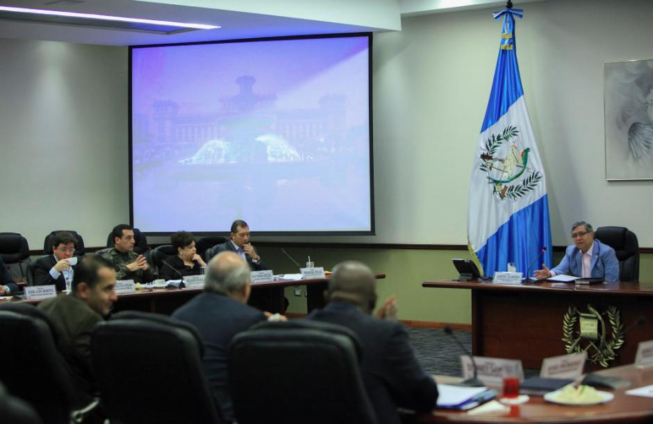 Presidente en funciones pide el apoyo internacional para combatir este problema. (Foto: AGN)