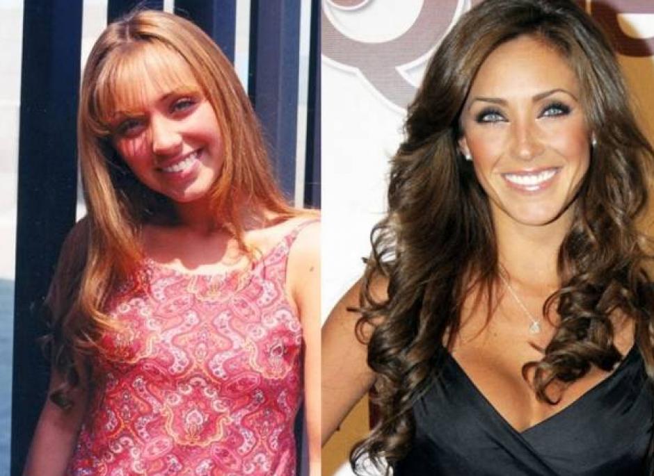 La joven ha realizado varias transformaciones en su cuerpo. (Foto: Televisa)