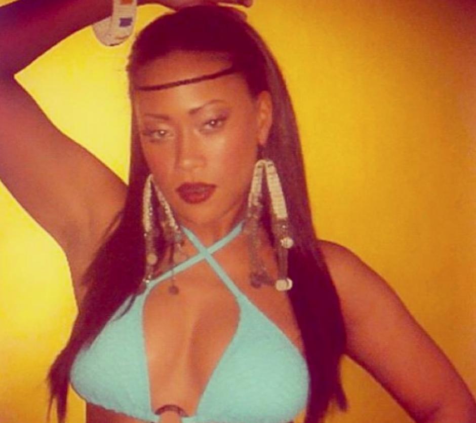 """La primera integración en el grupo fue en el videoclip de """"Say my name"""". (Foto: Instagram)"""
