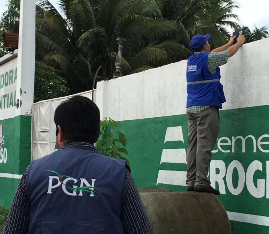 Pudieron localizar a la familia gracias a la colaboración de los guatemaltecos. (Foto: PGN)
