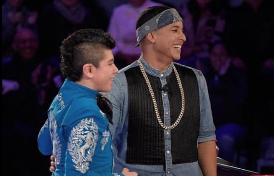 Joseph eligió participar junto a Daddy Yankee. (Foto: Facebook)