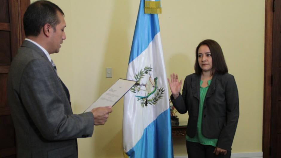 Rivas conoce a Karen García Varas desde hace muchos años. (Foto: Mingob)