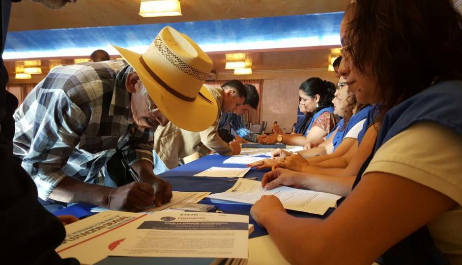La elevada participación fue un factor clave en las mesas de diálogo. (Foto: Reforma Justicia)