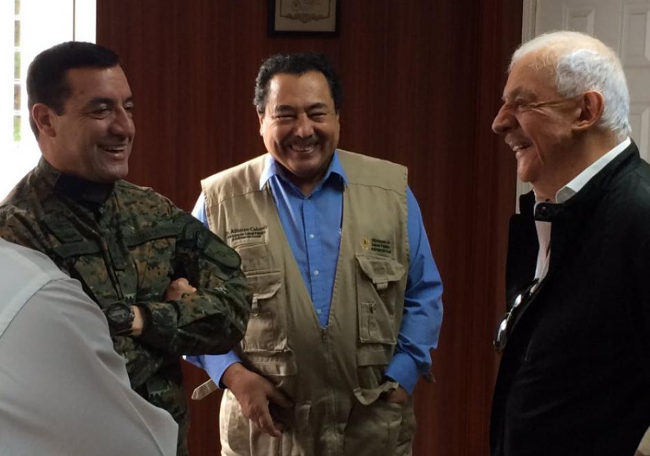 Defensa colaboró conjuntamente con las brigadas norteamericanas. (Foto: US Embassy)