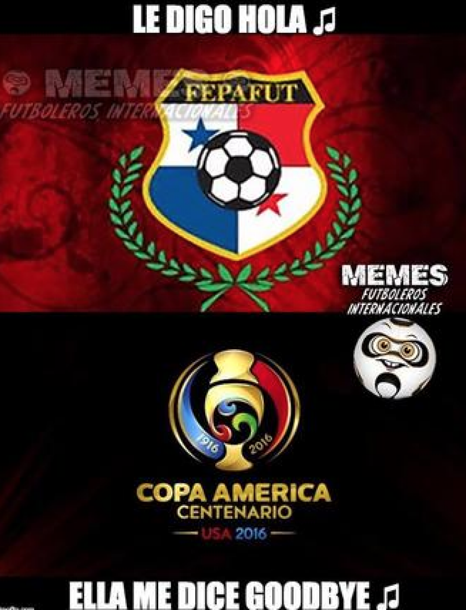 Panamá vino de más a menos y se despidió de la Copa América. (Foto: Twitter)