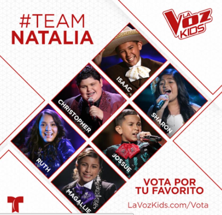 El guatemalteco es el concursante repescado del team Natalia. (Foto: Telemundo)