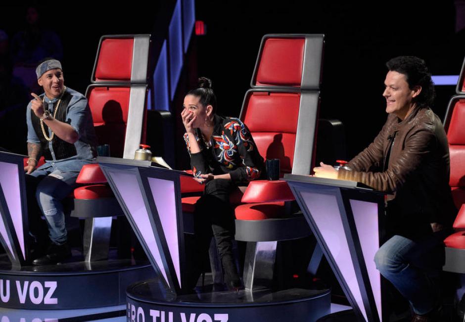 En el casting, Jossué enamoró a los tres cantantes. (Foto: Telemundo)