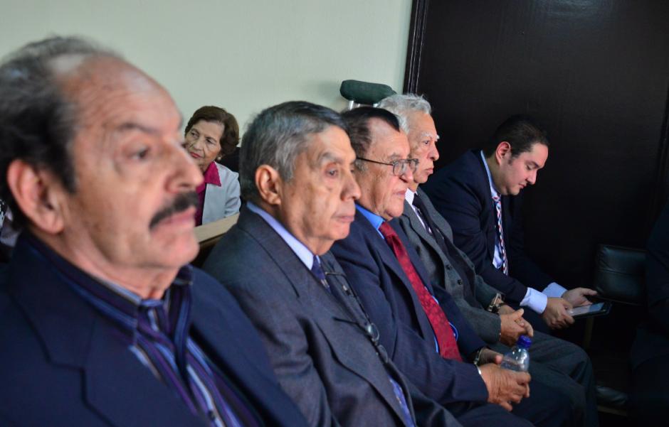 Los hombres armados, al parecer, buscaban expedientes del caso Molina Theissen. (Foto: Archivo/Soy502)