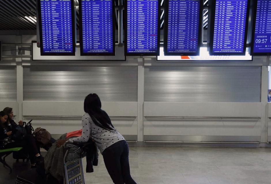 A corto plazo no habrá modificaciones con los vuelos. (Foto: EFE)